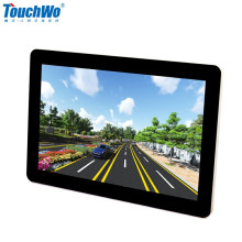 Slim 10 Inch POE Android PC Touchscreen